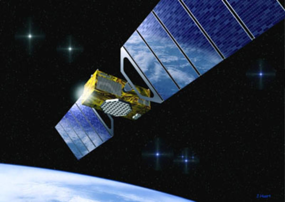 satellite galileo gps