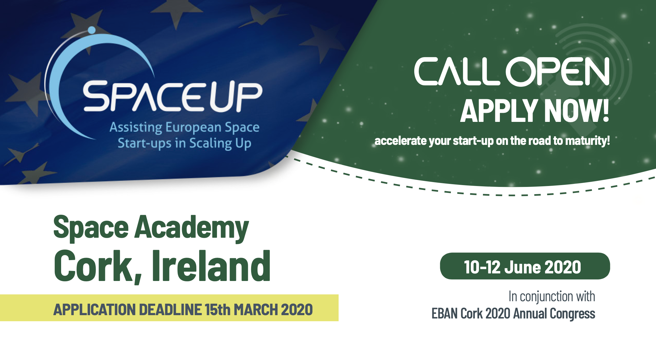 SpaceUp Ireland - IBS Consulting
